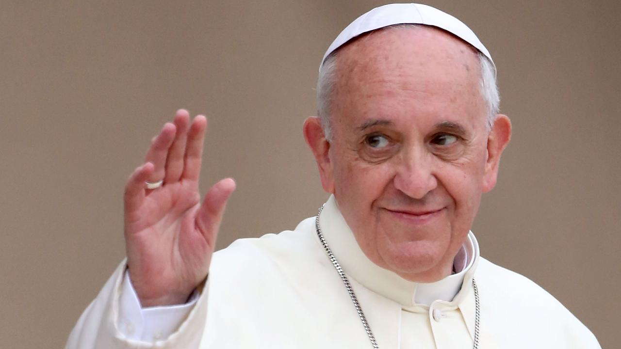 paus van vroeger